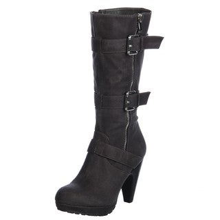 Coconuts by Matisse Women's 'Belfast' Charcoal Boots