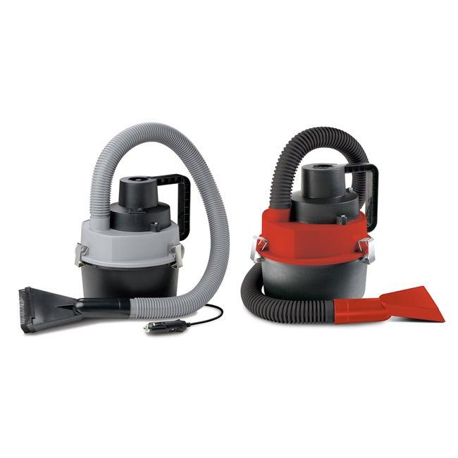 Shift3 16430620042 12V DC Canister Vacuum