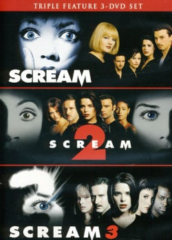 Scream 1-3 Gift Set (DVD)