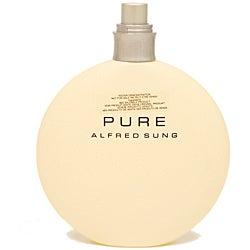 Pure for Women by Alfred Sung 3.4-ounce Eau de Parfum Spray (Tester)