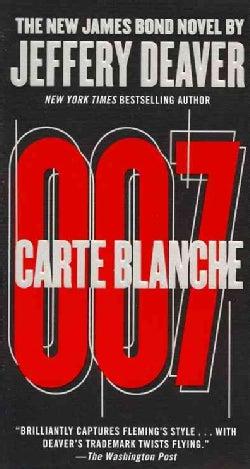 Carte Blanche (Paperback)