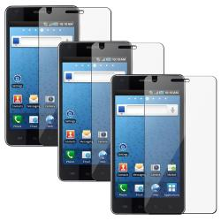 Screen Protector for Samsung SGH-i997 Infuse 4G (Pack of 3)