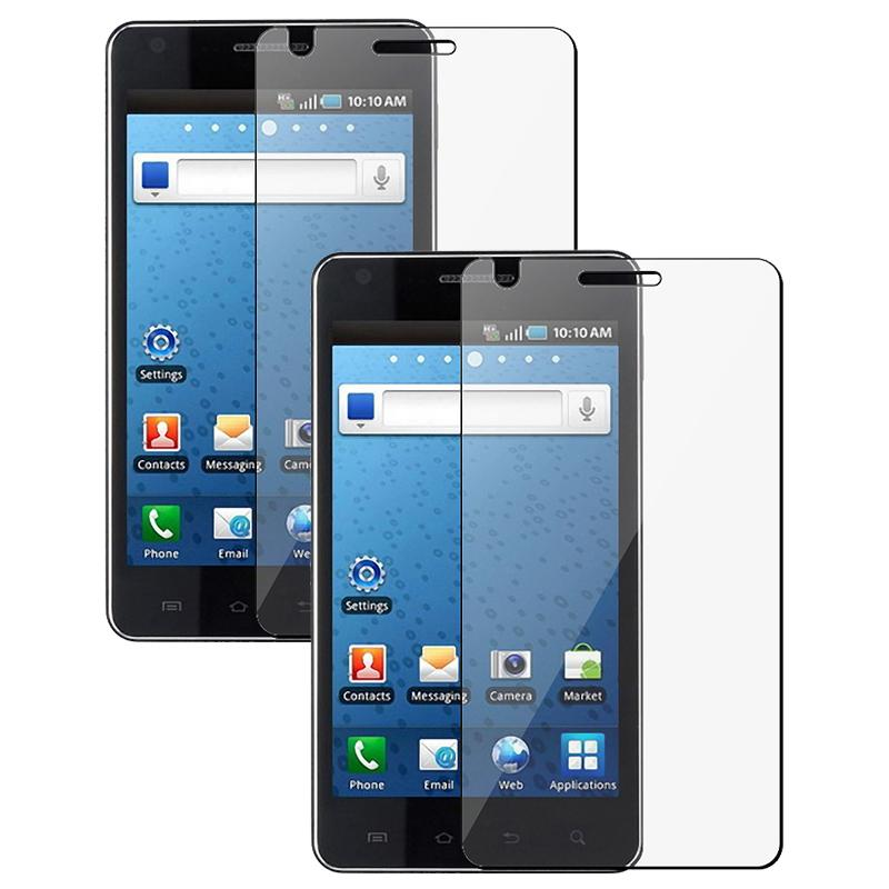 Screen Protector for Samsung SGH-i997 Infuse 4G (Pack of 2)