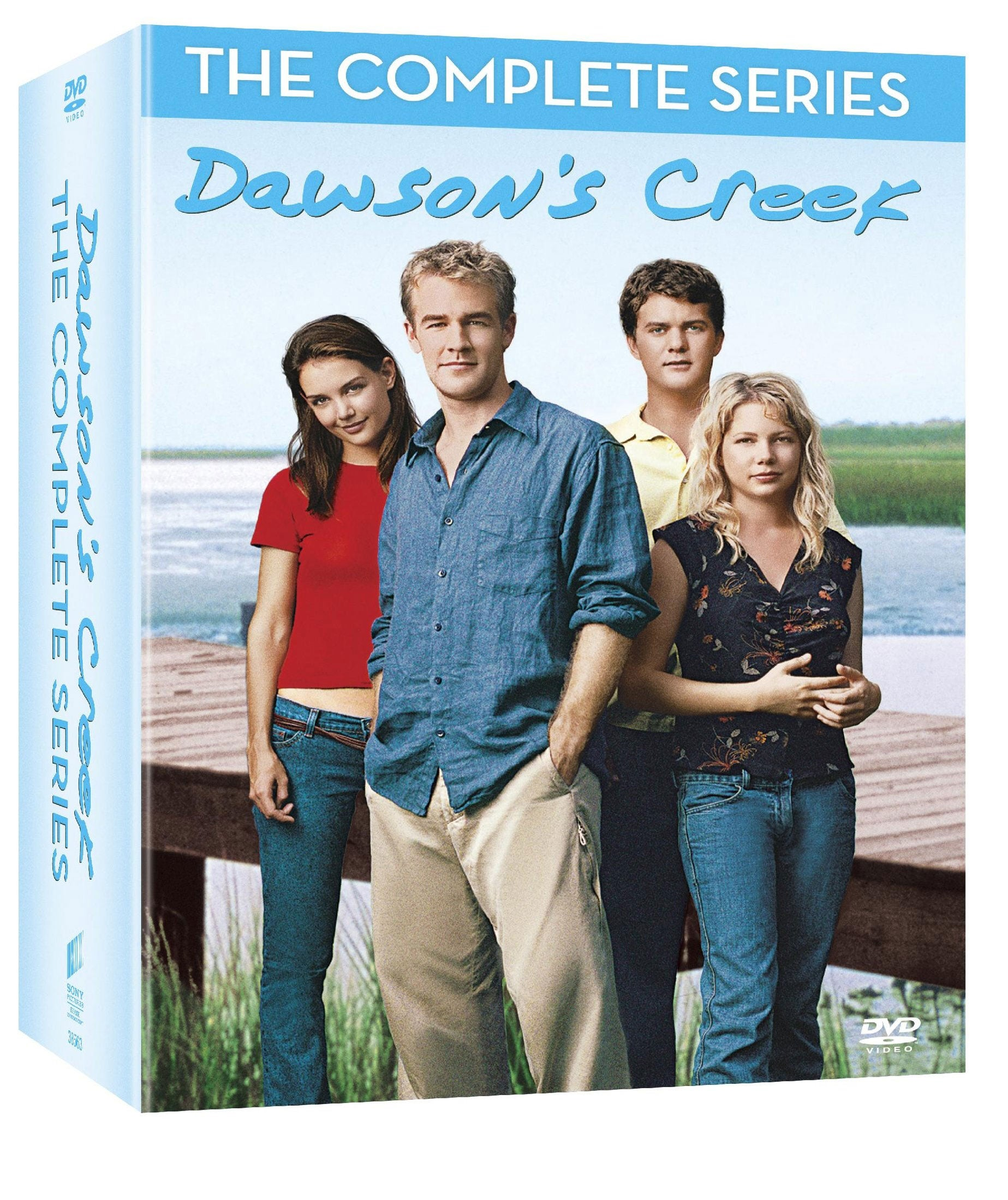 Dawson's Creek: The Complete Series (DVD)
