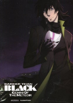 Darker than Black: Season 2 (DVD)