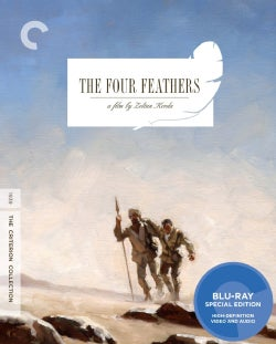The Four Feathers (Blu-ray Disc)