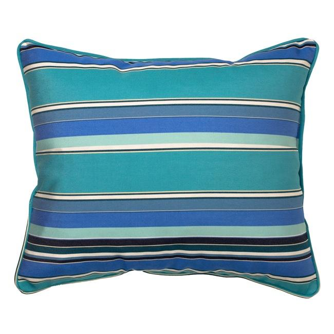 Overstock.com Dolce Oasis Corded Outdoor Pillows with Sunbrella Fabric (Set of 2) at Sears.com
