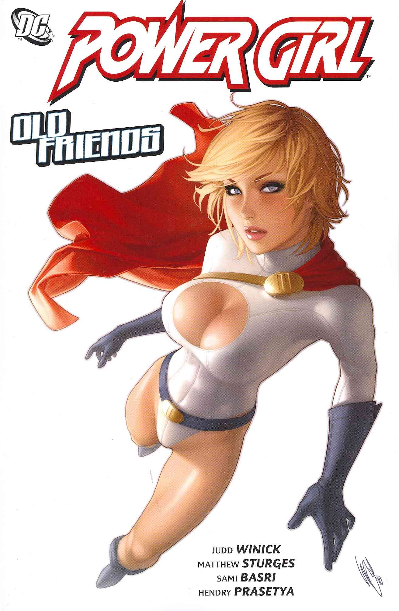Power Girl: Old Friends (Paperback)