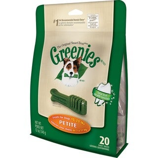 Greenies Original Petite Dog Treat