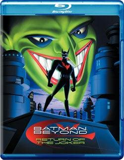 Batman Beyond: The Return of the Joker (Blu-ray Disc)