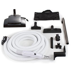 GV Deluxe Central Vacuum Kit
