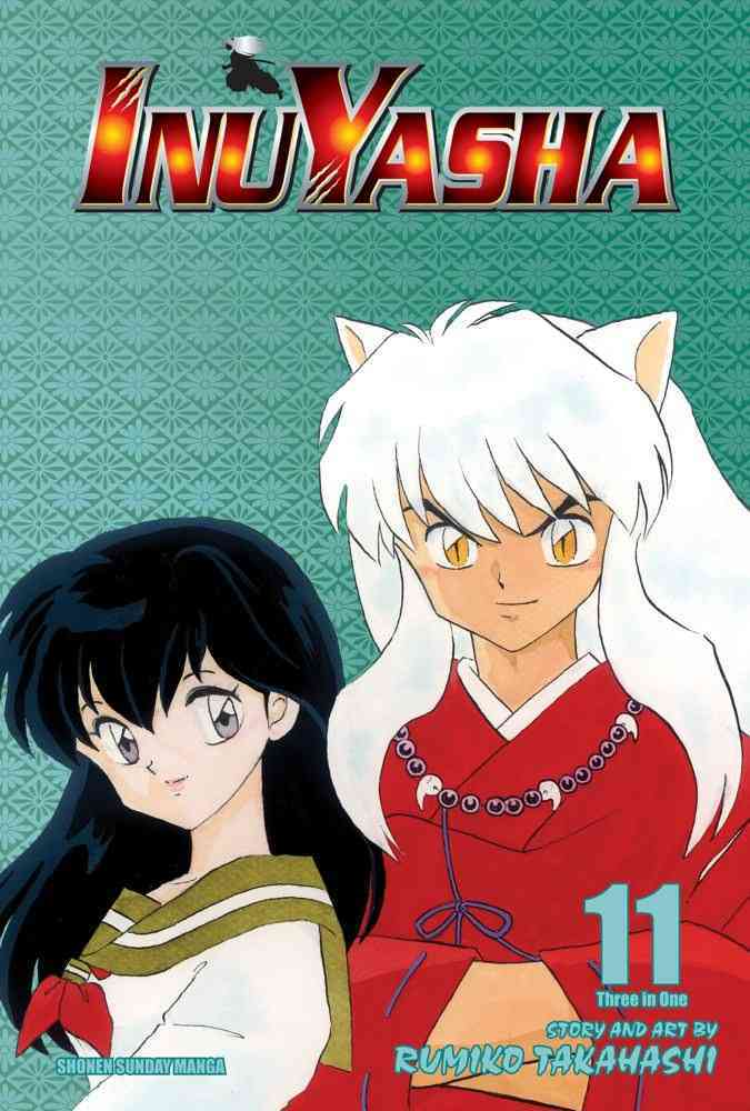 Inuyasha 11: Vizbig Edition (Paperback)