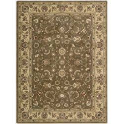 Nourison Summerfield Taupe Rug (5'6 x 7'5)