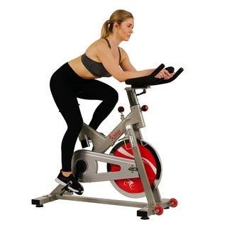 Sunny Health Fitness Indoor Cycling Bike