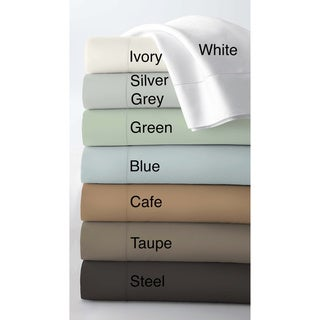 Egyptian Cotton 800 Thread Count Extra Deep Pocket Sheet Set