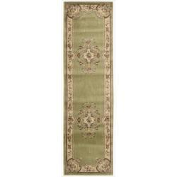 Nourison Chateau Green Rug (2'3 x 8')