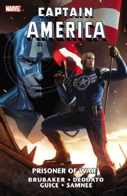 Captain America: Prisoner of War (Paperback)