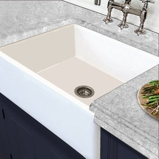 27 Inch Farmhouse Sink : Farmhouse - Sinks