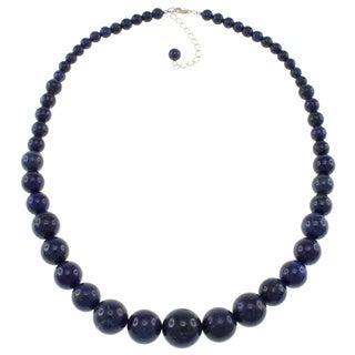 Pearlz Ocean Lapis Lazuli Journey Necklace