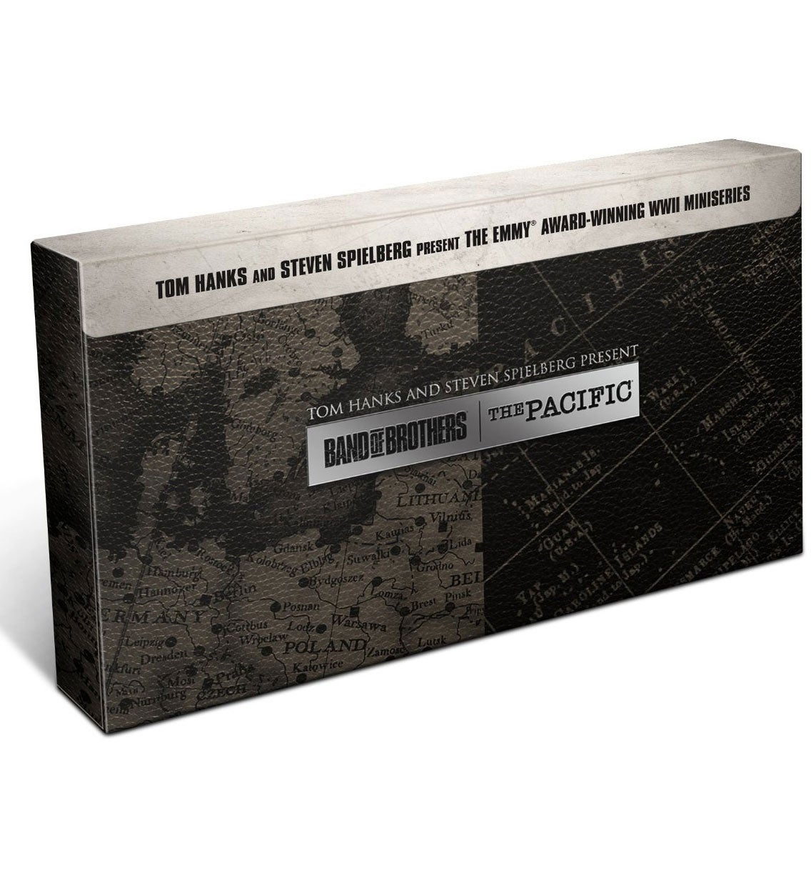 Band of Brothers/The Pacific (Special Edition Gift Set) (DVD)