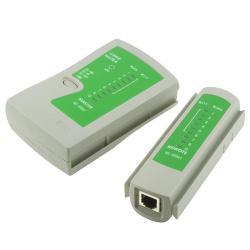 INSTEN Ethernet RJ-45/ Phone RJ-11 Cable Tester