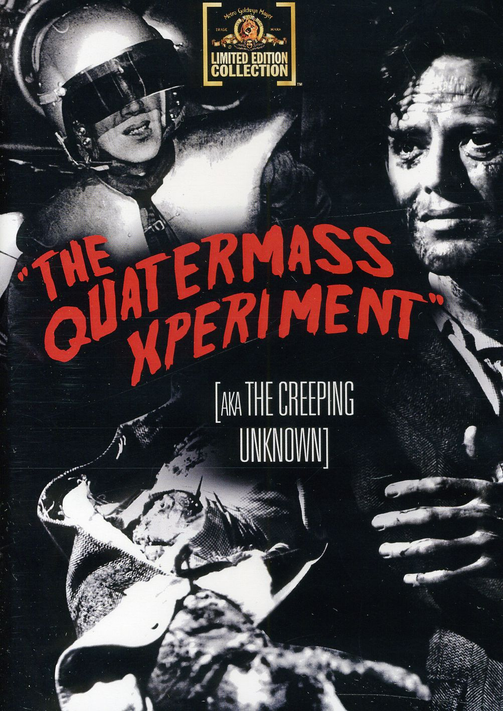 The Quatermass Xperiment (DVD)