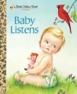 Baby Listens (Hardcover)