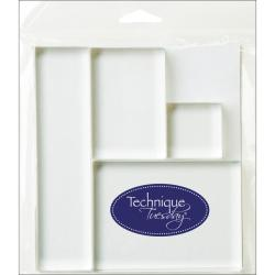 Technique Tuesday Clear Block Variety Pack (Pack of 4)