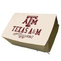 NCAA Texas A & M Aggies Rectangle Patio Set Table Cover