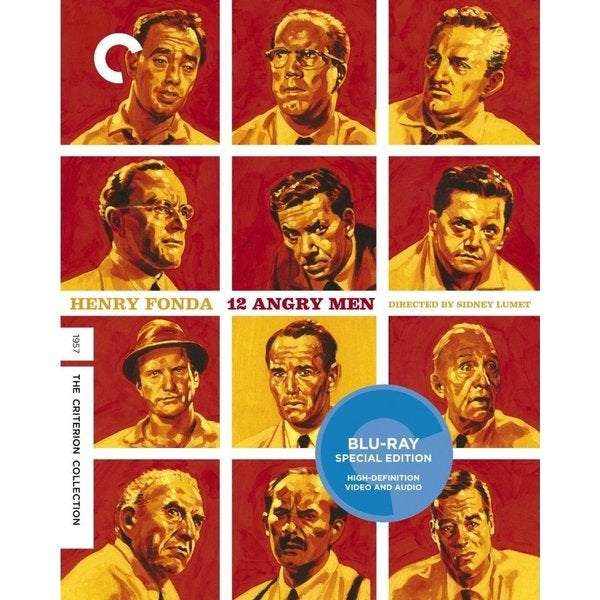 12 Angry Men (Blu-ray Disc)
