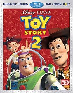 Toy Story 2 - 3D (Blu-ray/DVD)