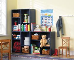 Flexhome Blue Pine Kids 30-inch Multifunctional Cube
