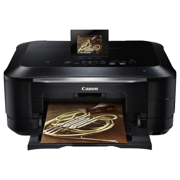 Canon PIXMA MG8220 Inkjet Multifunction Printer - Color - Photo/Disc
