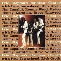Various - Eric Clapton's Rainbow Concert