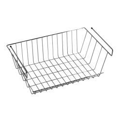 Z2 Medium Under Shelf Basket Closet Storage