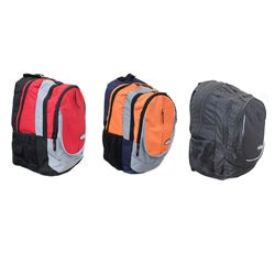 American Maxx Gear Dual School/ Day Backpack