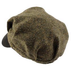 Hailey Jeans Co. Women's Tweed Newsboy Cap