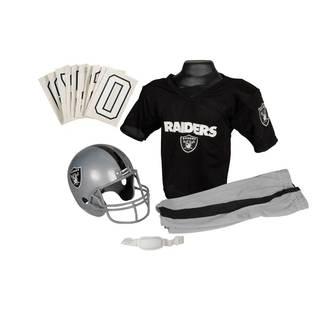 Franklin Sports NFL Oakland Raiders Youth Uniform Set