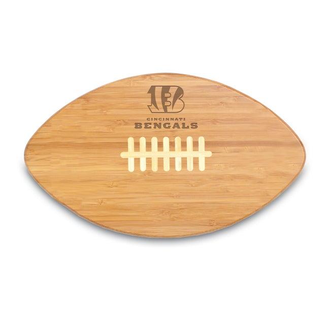 Picnic Time Cincinnati Bengals Touchdown Pro! Cutting Board