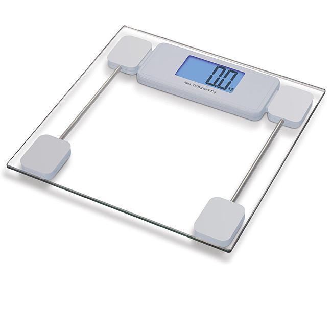 Digital Extra Large Backlight 3.5-inch Display Bathroom Scale