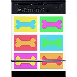 Appliance Art 'Pop Art Bone' Dishwasher Cover