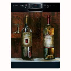 Appliance Art 'Old World Wine' Dishwasher Cover