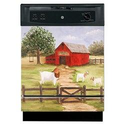 Appliance Art 'Boer Goats' Dishwasher Cover