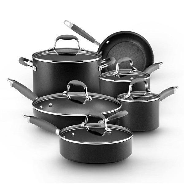 Anolon Advanced Nonstick 11-piece Cookware Set