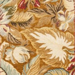 Safavieh Handmade Autumn Multi Hand-spun Wool Rug (3' x 5')