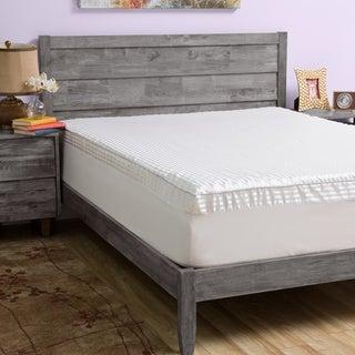 Grande Hotel Collection Big Comfort 3-inch Memory Foam Mattress Topper