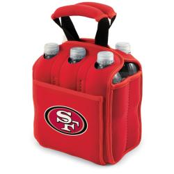 Picnic Time San Francisco 49ers Six Pack