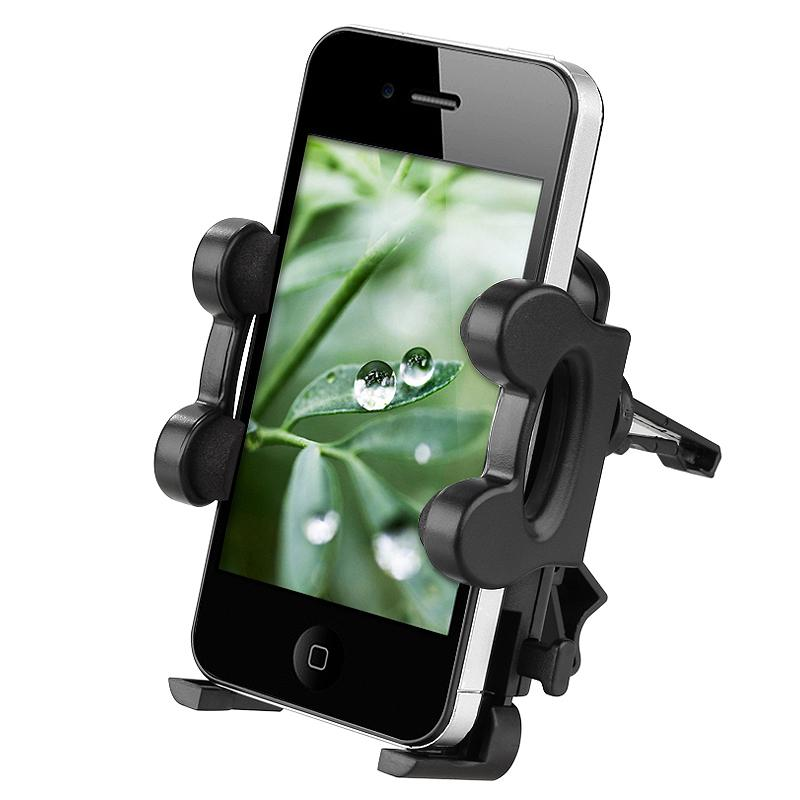 INSTEN Car Air Vent Mounted Holder for Apple iPhone 3G/ 3GS/ 4/ 4S/ 5S/ 6