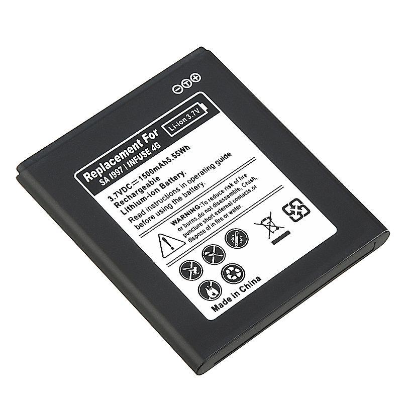 INSTEN Black 3.7-volt Lithium-ion Battery for Samsung Infuse i997 4G
