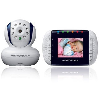 Motorola MBP33 Wireless Video Baby Monitor with 2.8-inch Screen